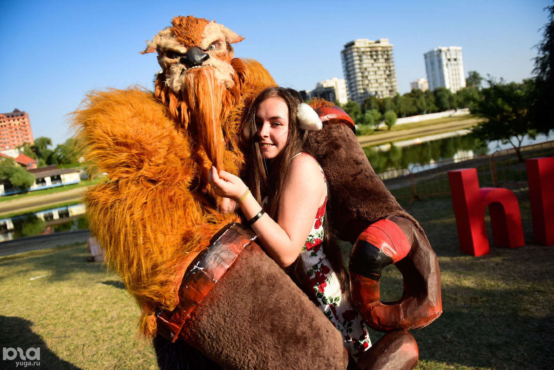 Фестиваль Geek Picnic в Краснодаре, 2017 год