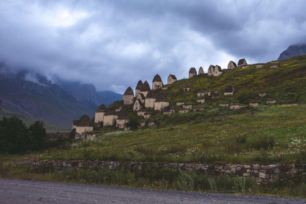 Северная Осетия © Фото с личной страницы Евгения Маханько во «ВКонтакте»