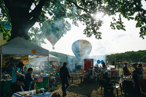 Фестиваль воздухоплавания «Абинская Ривьера» ©Фото ЮГА.ру