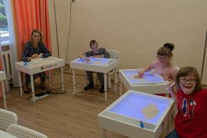 ©Фото предоставлено центром раннего развития детей с синдромом Дауна