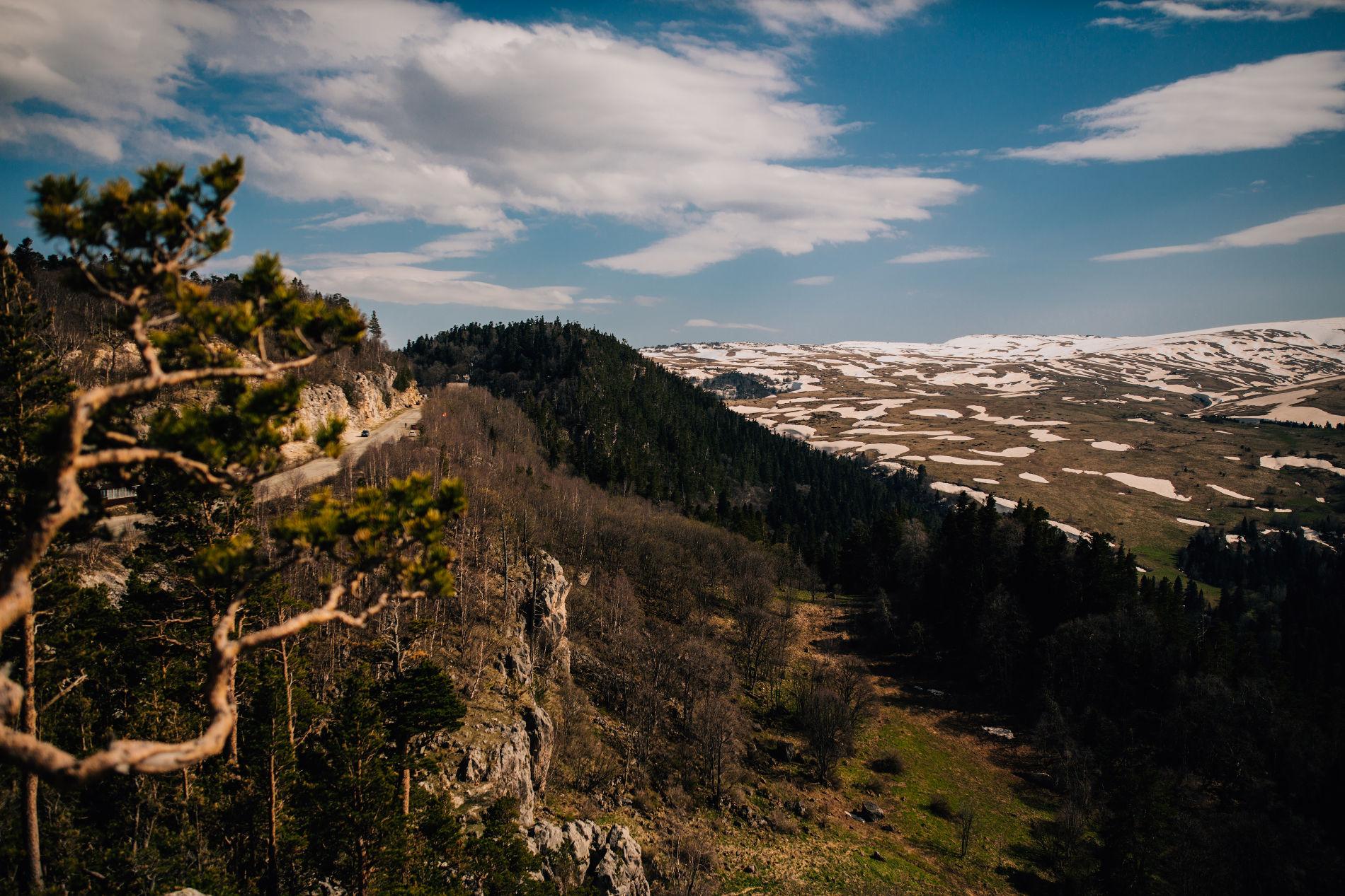 Кавказский заповедник © Фото пресс-службы завода «Гейзер-Юг»