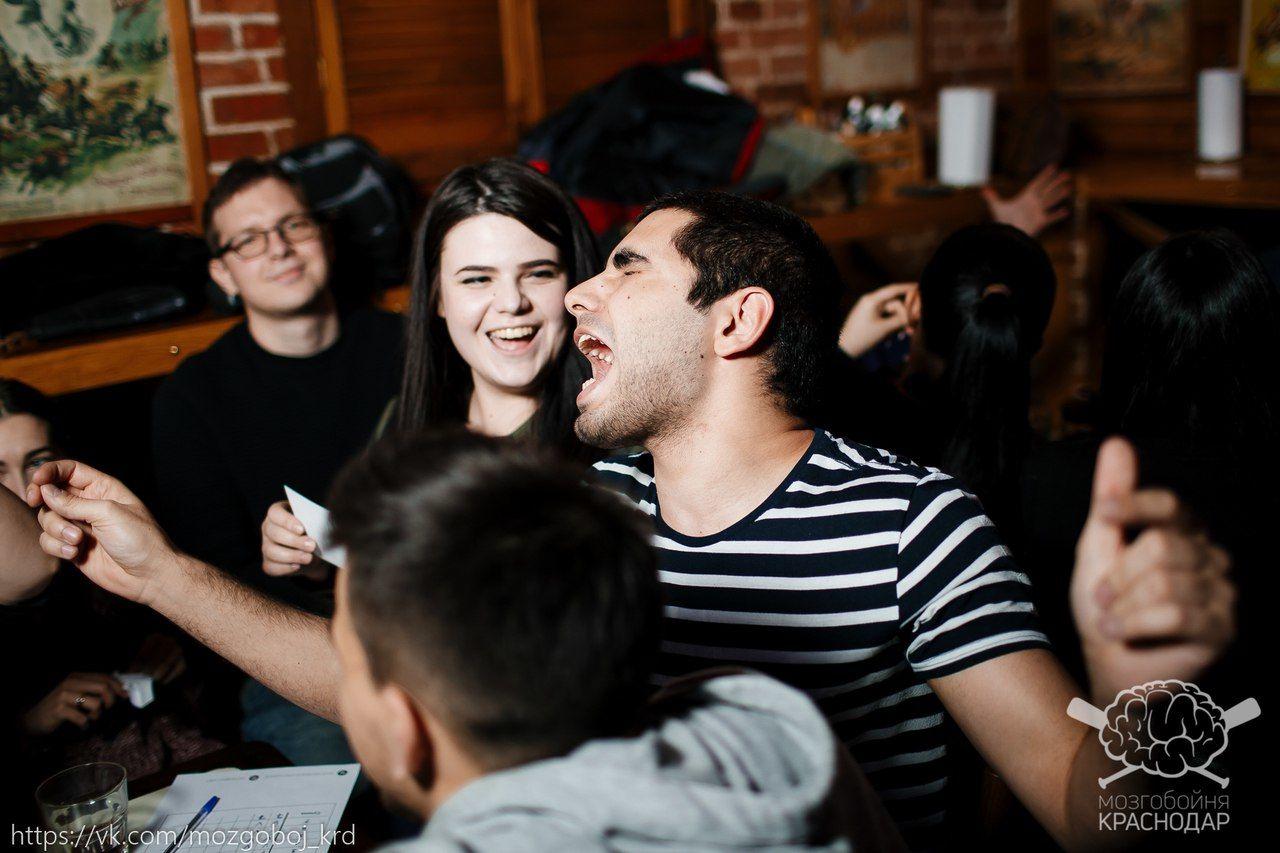 © Фото из группы мероприятия vk.com/mozgoboj_krd