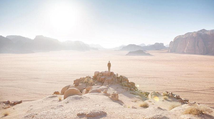Иордания © Фото из инстаграма Антона Соколова