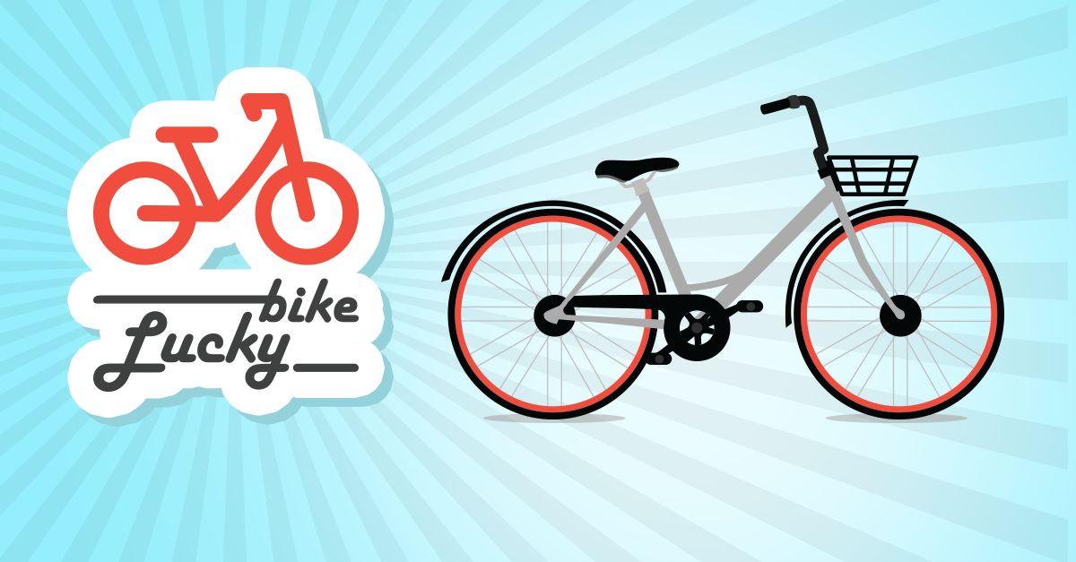 Логотип велошеринга Lucky Bike © Изображение предоставлено координатором проекта