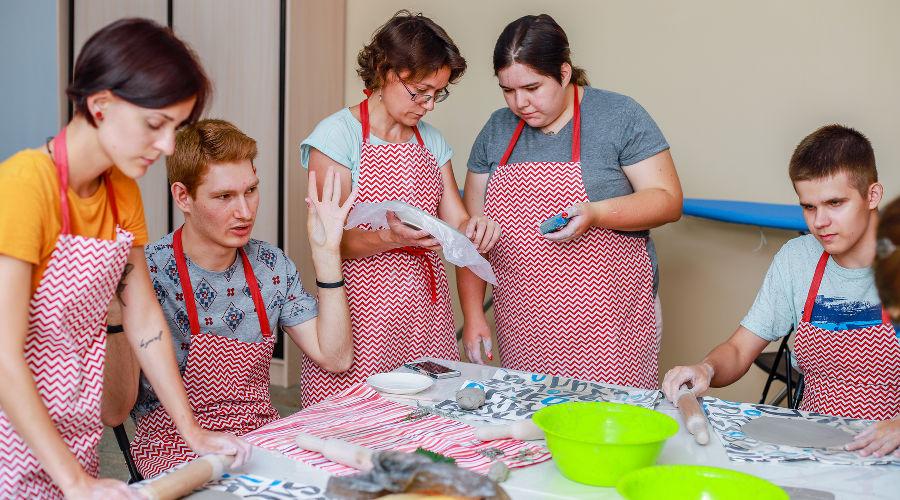 © Фото Натальи Добрыдневой, предоставлено благотворительной организацией «Добрый-Юг»
