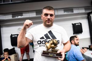 Турнир Краснодарской лиги бокса  ©Фото Елены Синеок, Юга.ру