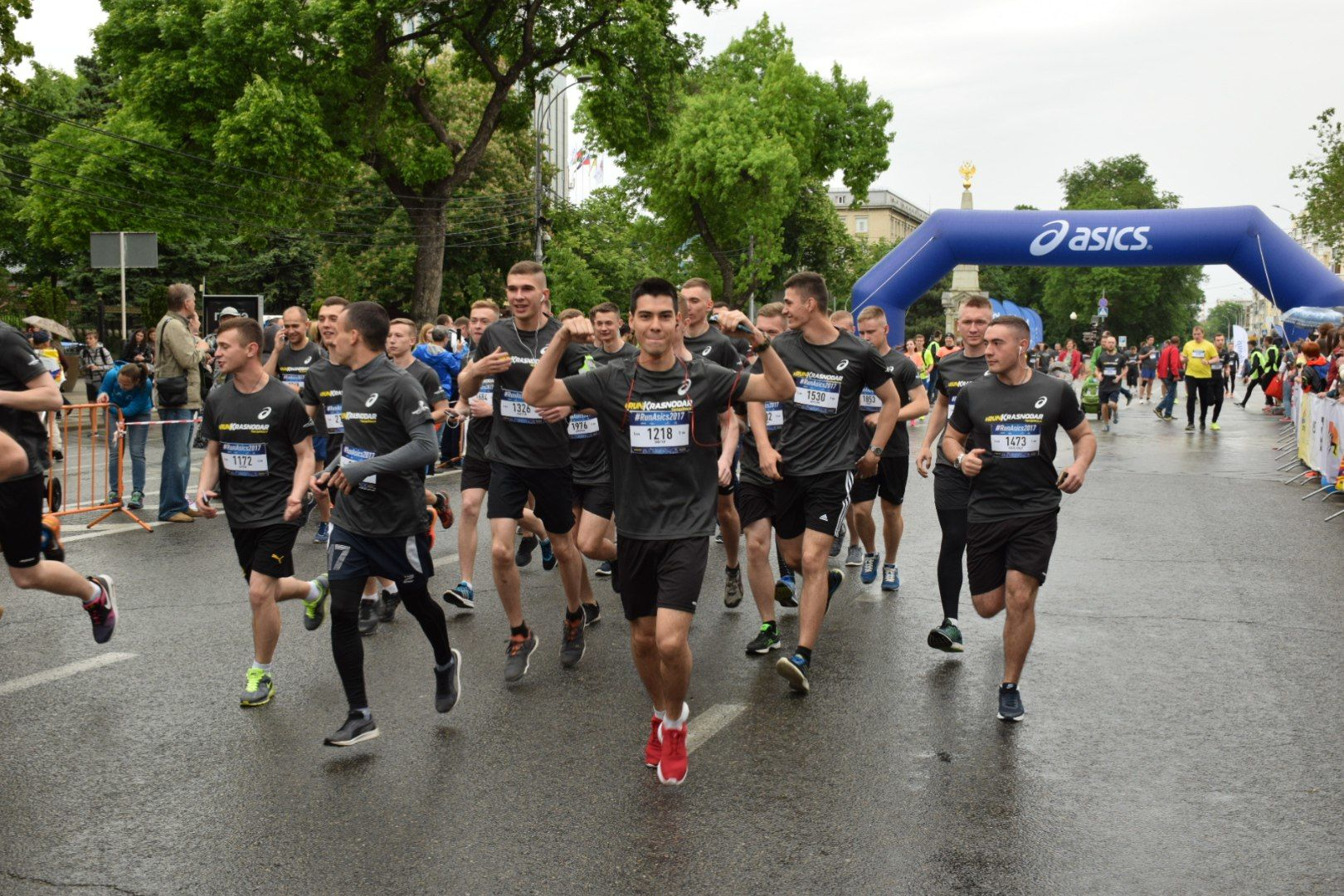 Run Asics Краснодар 2017
