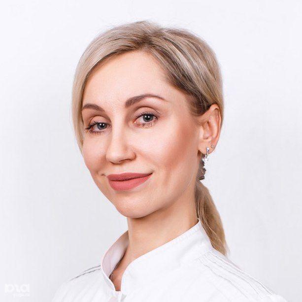 Юлия Стрельченко