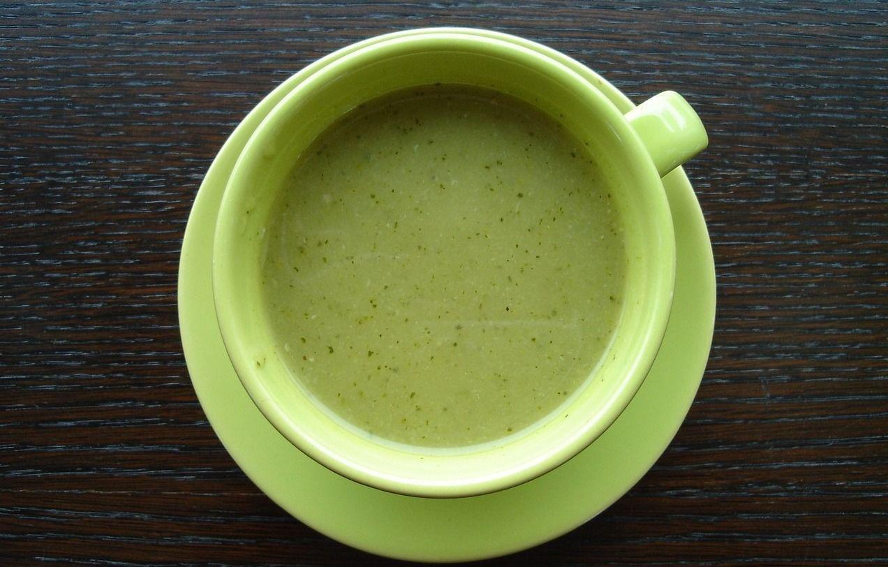 Суп-пюре из цукини © Изображение Petra Tant с сайта pixabay.com