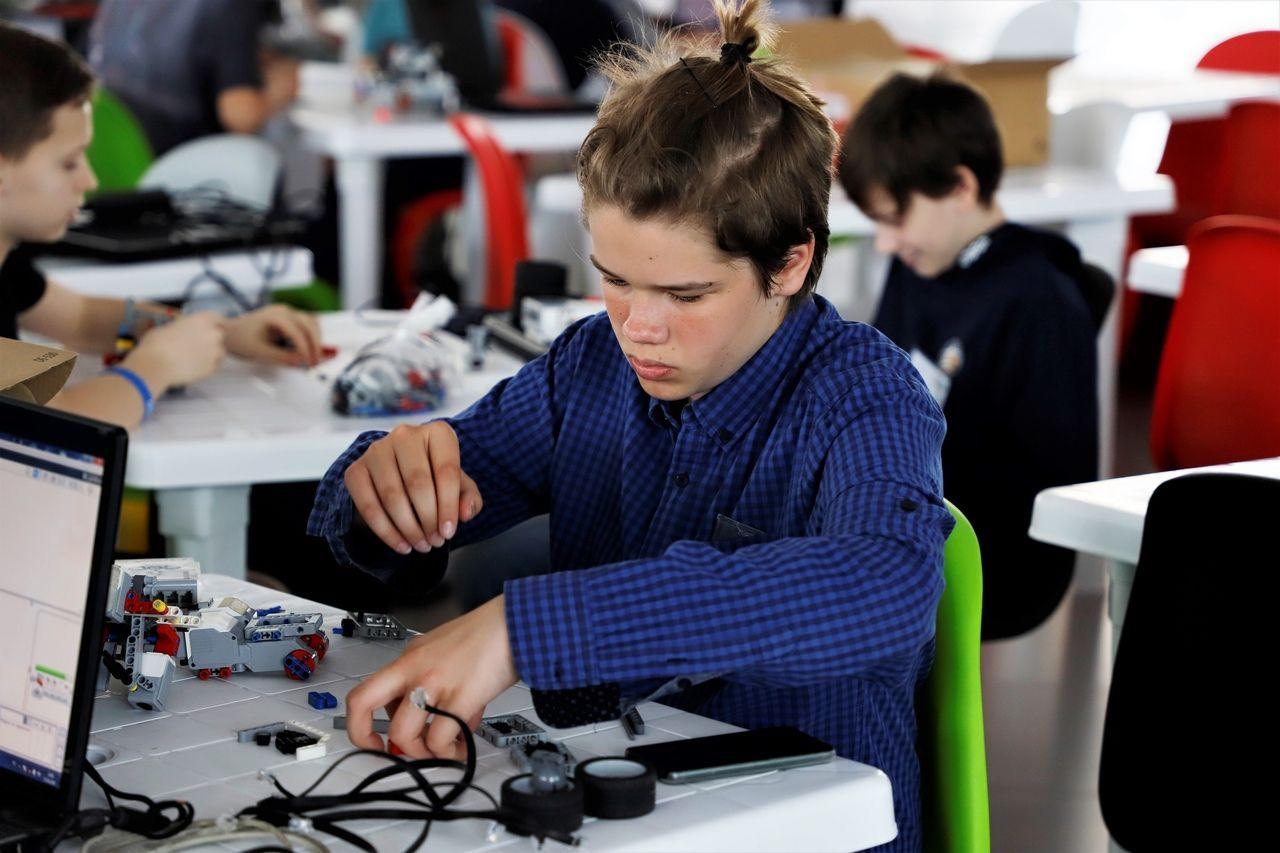 Центр детского технического творчества © Фото из группы «Центр детского технического творчества» во «ВКонтакте», vk.com/cdiutt
