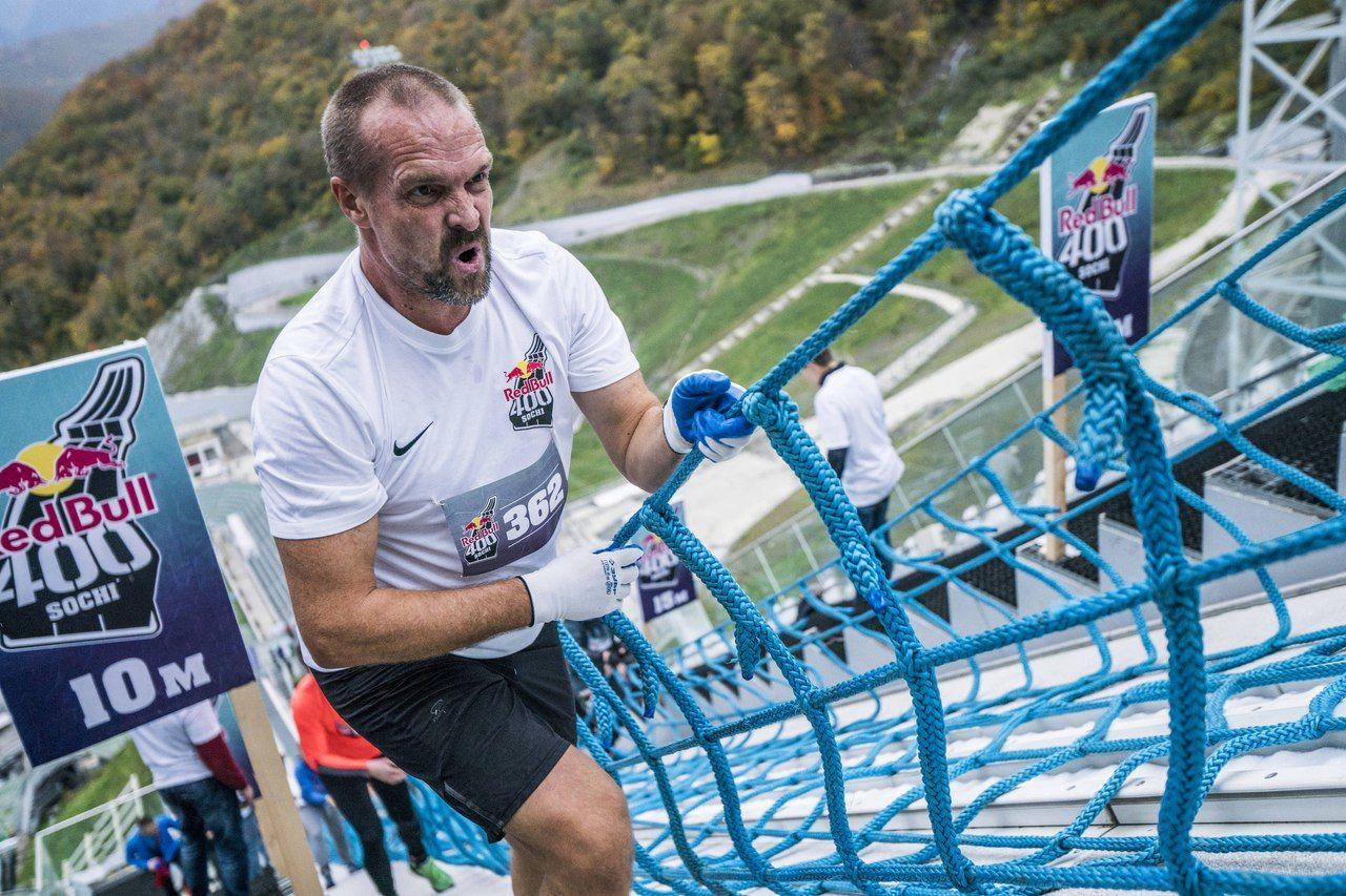 Red Bull 400 в Сочи © Фото со страницы мероприятия во «ВКонтакте»