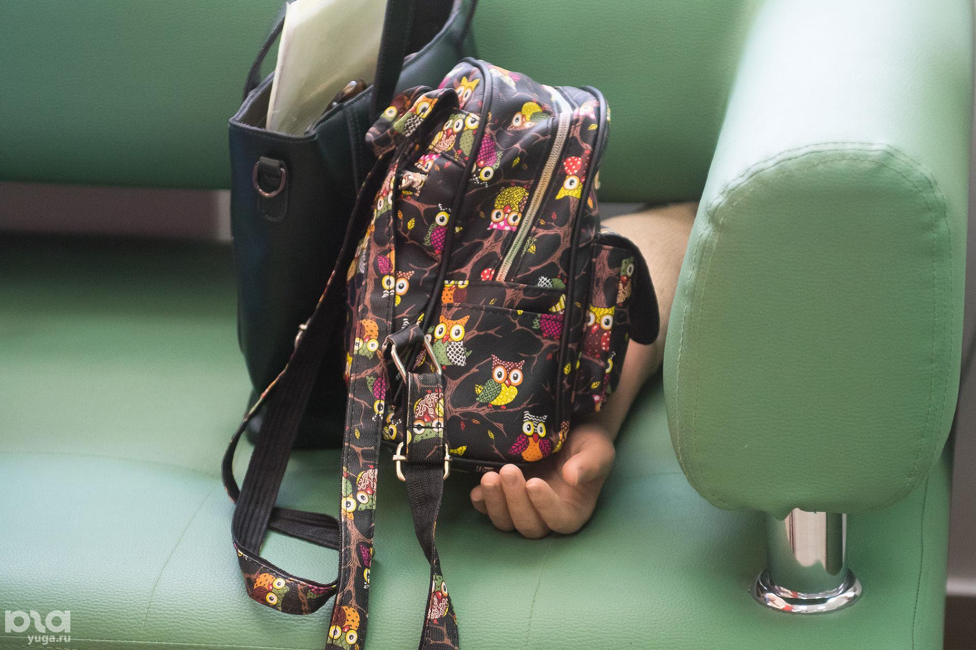 Косметический протез Даши © Фото Елены Синеок, Юга.ру