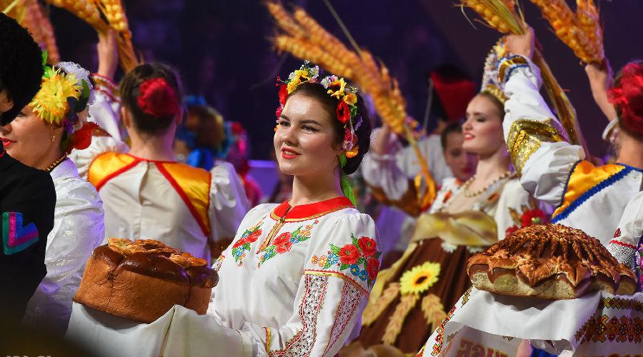 Праздник Урожая в Краснодаре © Фото Елены Синеок, Юга.ру