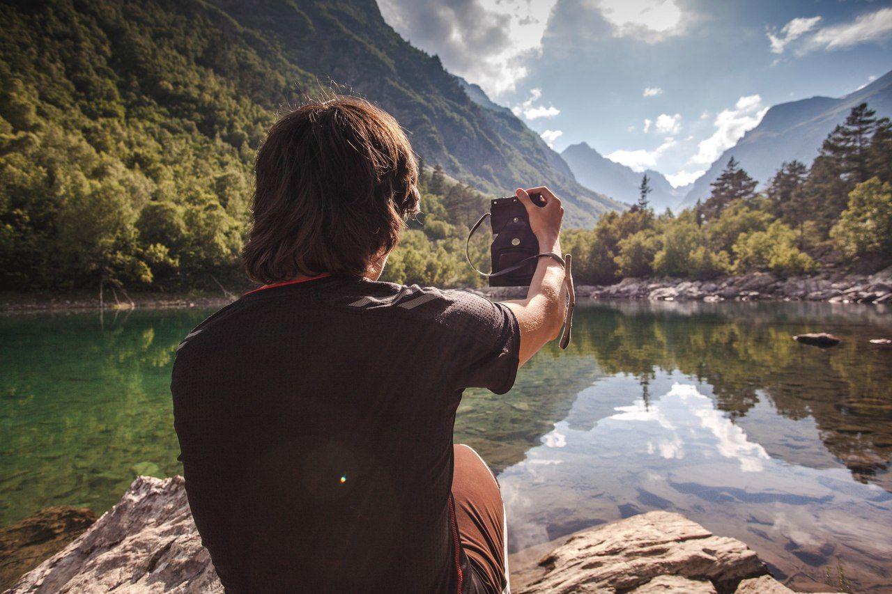 Бадукские озера в Тебердинском заповеднике © Фото с личной страницы Евгения Маханько во «ВКонтакте»