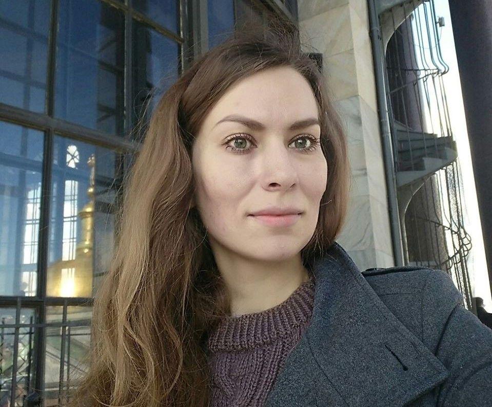 Татьяна Пехотская © Фото с личной страницы facebook.com/tatyana.pekhotskaya.14