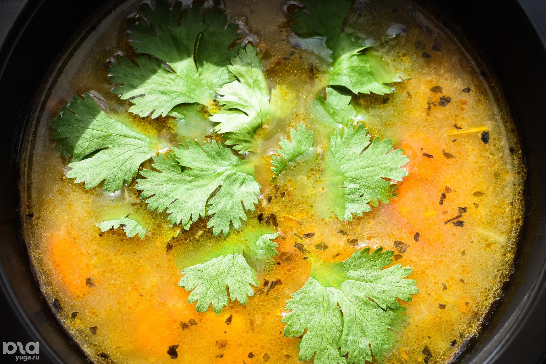 Гороховый суп © Фото Елены Синеок, Юга.ру
