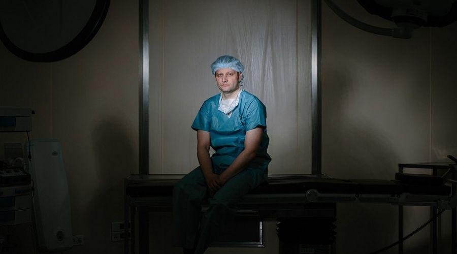 Андрей Павленко © Фото со страницы проекта «Жизнь человека» издания «Такие дела», vk.com/tdcancer
