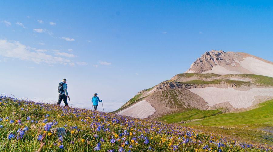 Восхождение на гору Оштен © Фото из группы «Активный отдых Краснодар» во «Вконтакте»