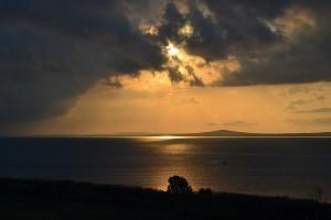Вид на море с акрополя ©Фото пресс-службы фонда Олега Дерипаски «Вольное дело»