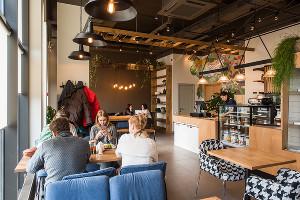 Кафе-маркет «Хорошая еда» ©Фото Елены Синеок, Юга.ру