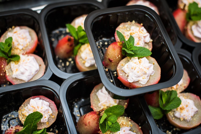 Приготовление рационов Smartfood