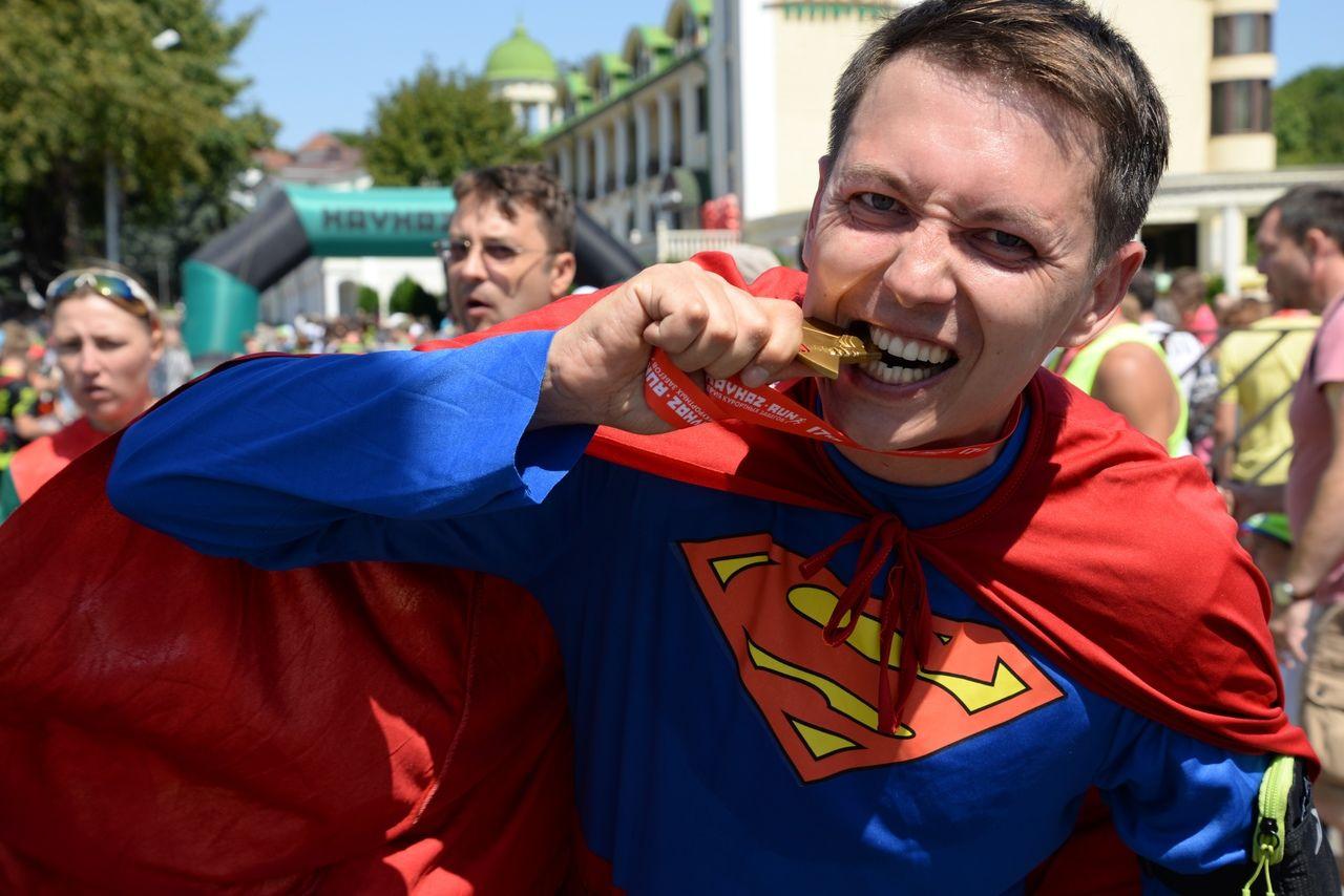 Карнавальный забег © Фото предоставлено организаторами мероприятия