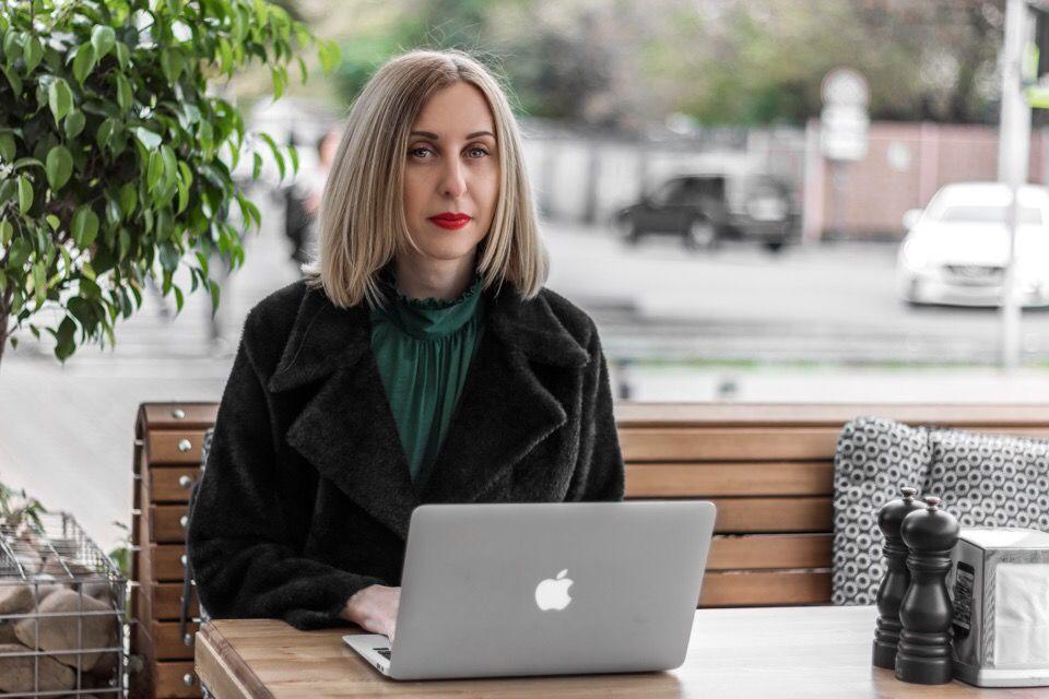 Психолог Татьяна Тищенко © Фото с личной страницы vk.com/datishru
