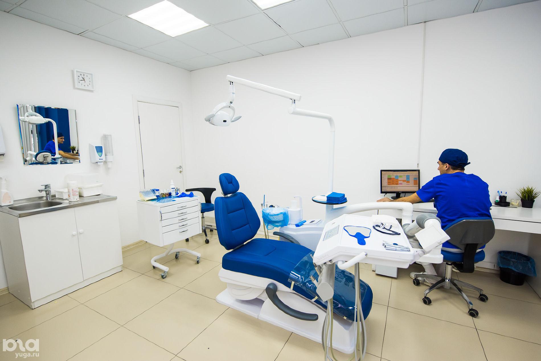 Кабинет клиники World Dent © Фото Елены Синеок, Юга.ру