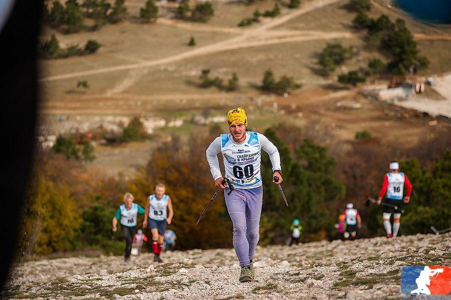 Вертикальный километр, Ай-Петри, 2015 год © Фото с сайта www.swed-photo.com