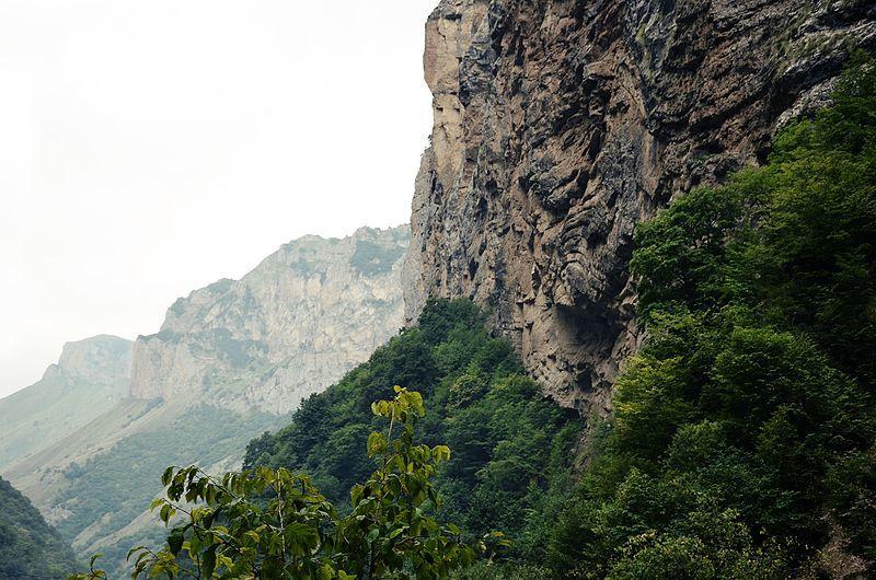 Чегем © Фото GSakinat с сайта commons.wikimedia.org
