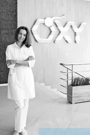 Наталья Князева, врач — акушер-гинеколог, врач УЗД клиники OXY-center