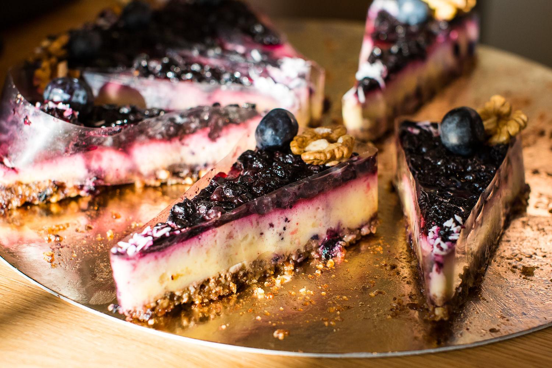 Десерт в кафе-маркете «Хорошая еда»