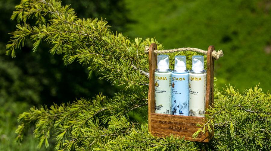 Масло-спрей Altaria © Фото Виктора Клюшкина, Юга.ру