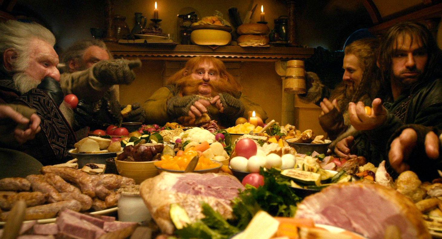 © Кадр из фильма «Хоббит: Нежданное путешествие», kinopoisk.ru