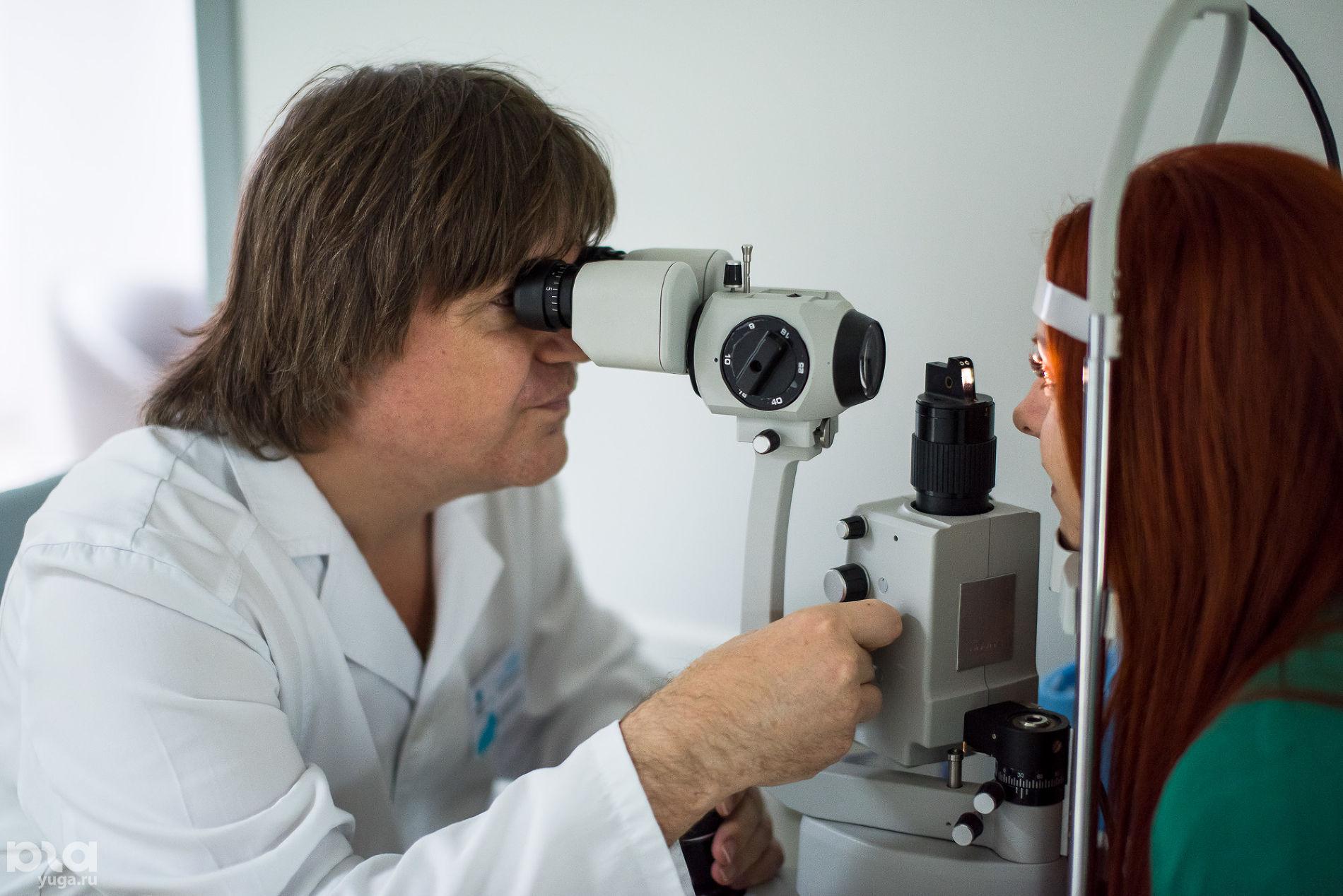 Проект «Профессия — врач» © Фото Елены Синеок, Юга.ру