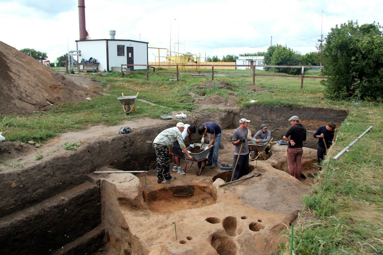 © Фото из группы «Волонтеры Всемирного наследия Болгара» во «ВКонтакте», vk.com/bolgarwhvolunteers