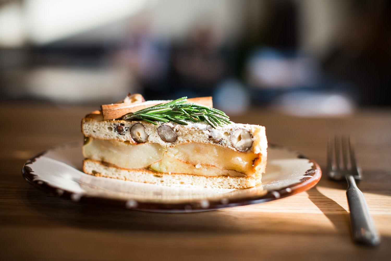Бездрожжевой десерт с низкоглютеновой полбой © Фото Елены Синеок, Юга.ру