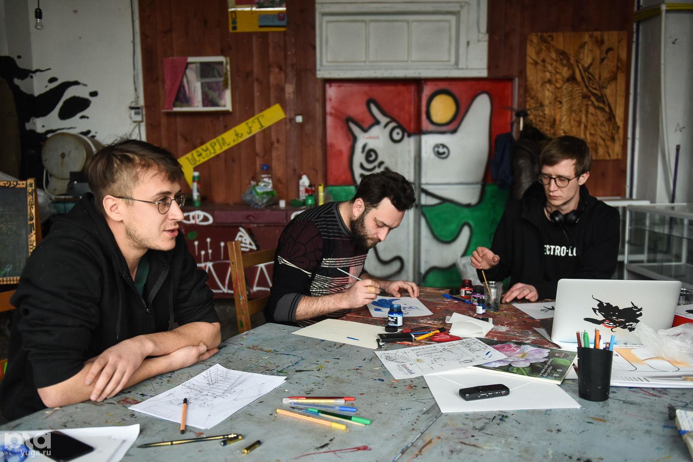 Арт-группировка ЗИП © Фото Юга.ру