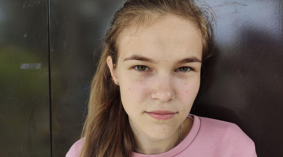 Рогозняя Юлия © Фото предоставлено Русфондом