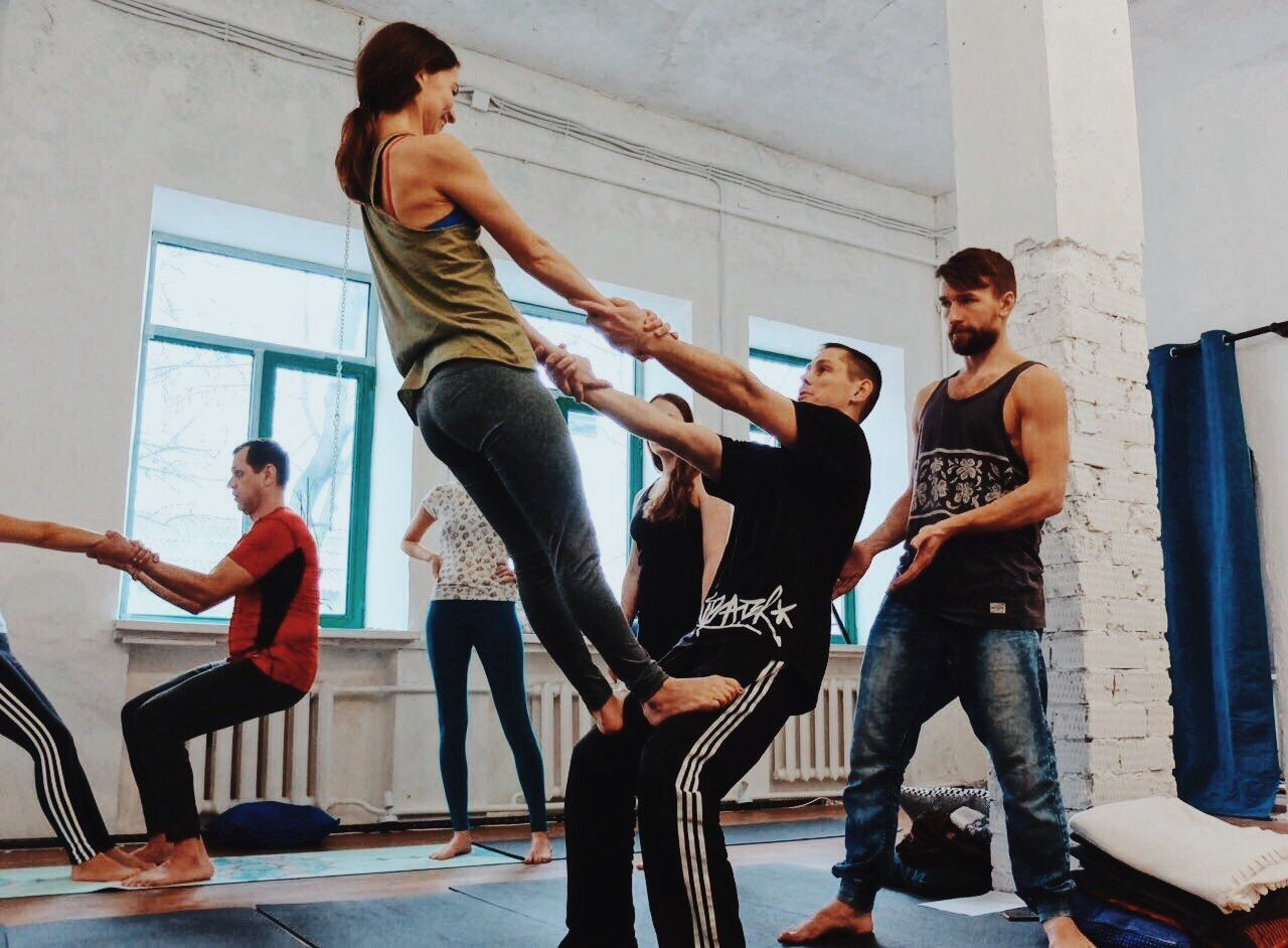 © Фото со страницы vk.com/yogaclub_krd
