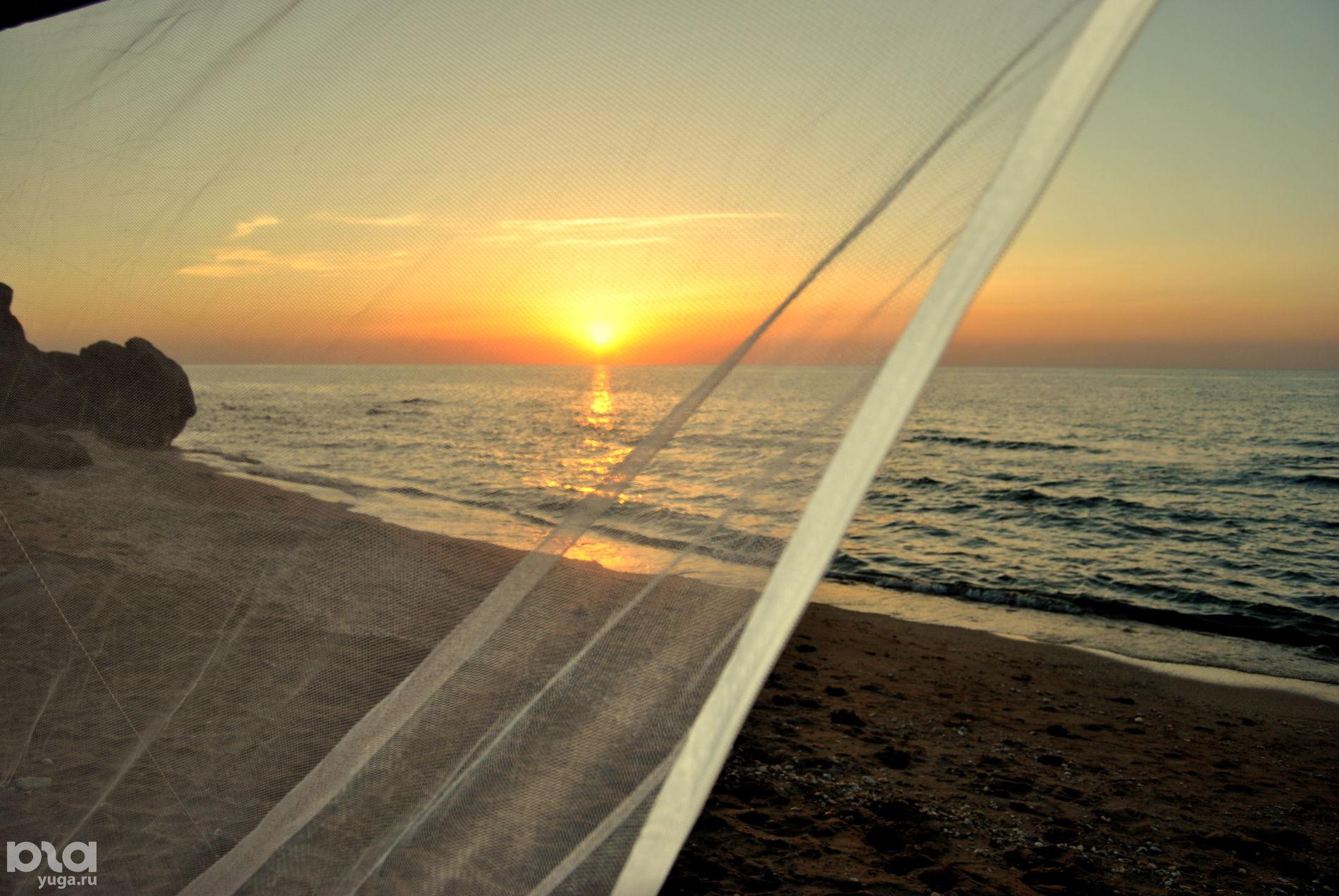 Генеральские пляжи © Фото Анны Петровой, Юга.ру