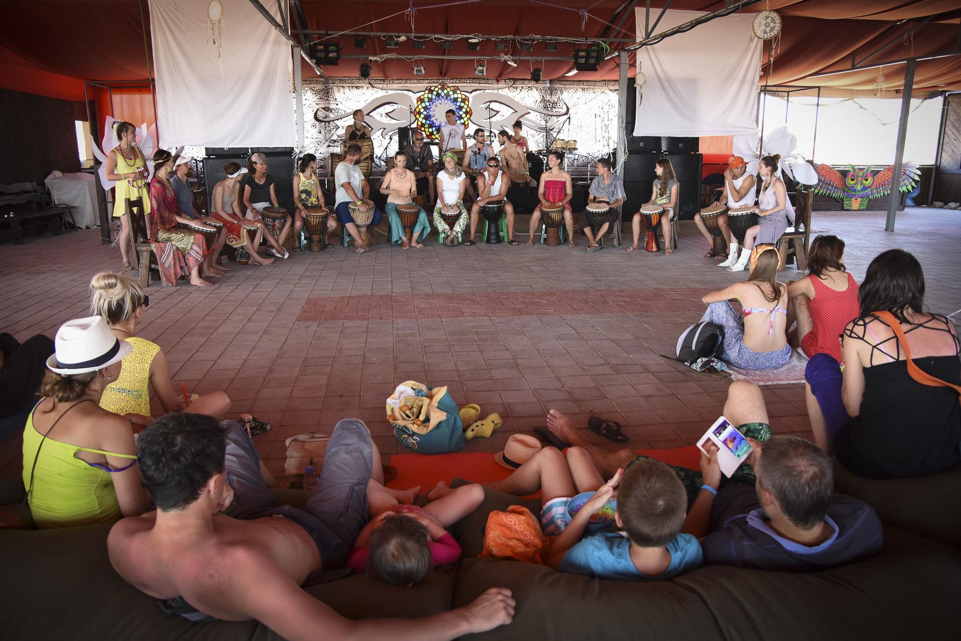 Фестиваль «Квамманга», 2015
